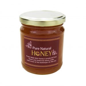 דבש טבעי טהור 300 גר׳